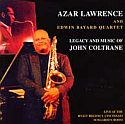 Azar Lawrence- Legacy And Music Of John Coltrane