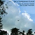 Clare Fischer- On A Turquoise Cloud