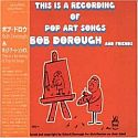 Bob Dorough- This Is A Recording Of Pop Art Songs
