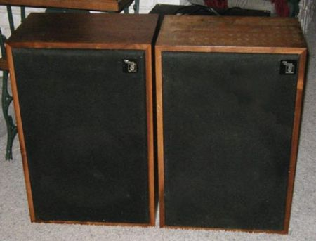 Original Bottom End Speaker
